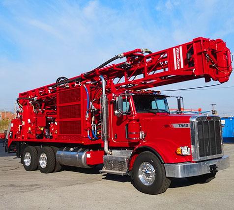 drillig rig red shorter